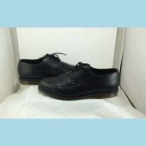 Dr. Martens Willis SM Core Black Leather Shoes